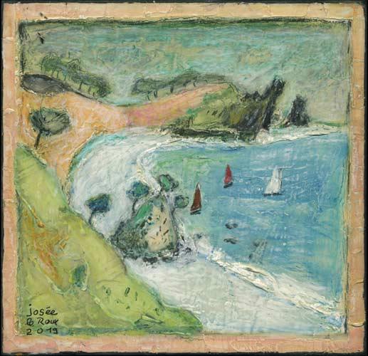La presqu'île, Bretagne