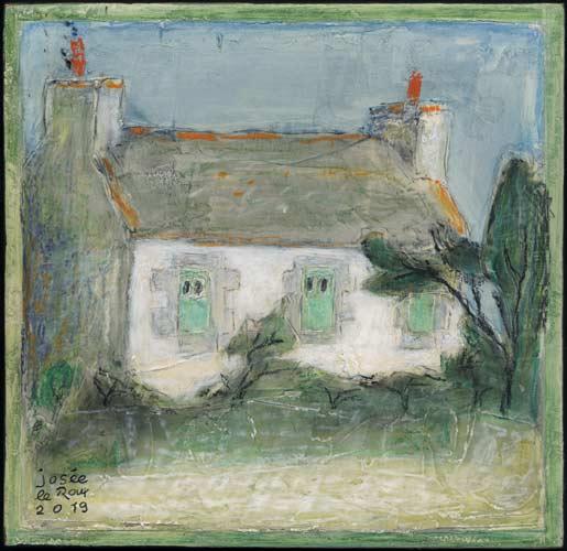 Les volets verts, Josée Le Roux