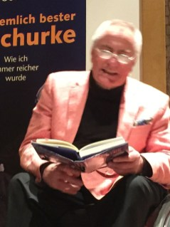 JM liest aus seinem Buch