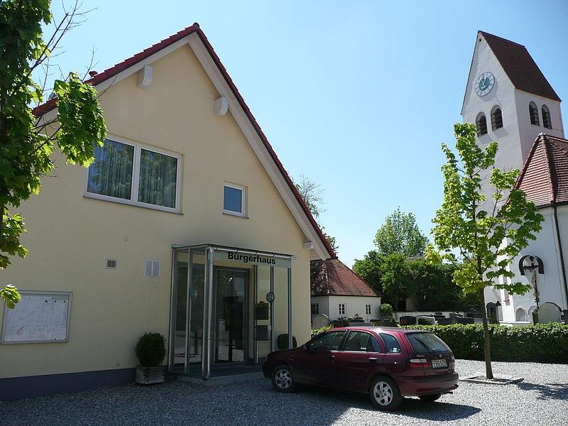 Biburg-Bürgerhaus