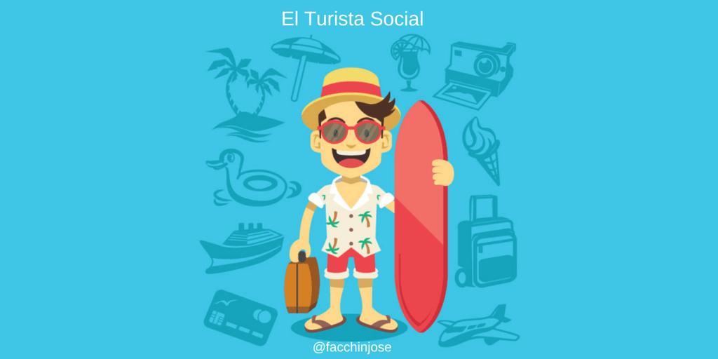 Viajeros ⇒ ¿Qué espera el turista social de tu empresa en redes sociales?