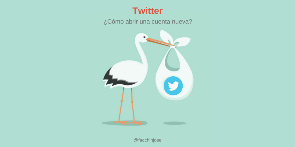 """¿Cómo crear una cuenta nueva en Twitter? ⇒ """"Tutorial paso a paso"""""""