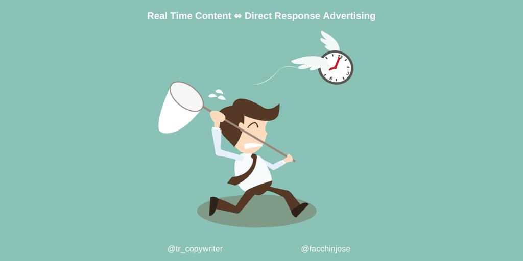 Real Time Content ¿La nueva frontera del marketing de contenidos?