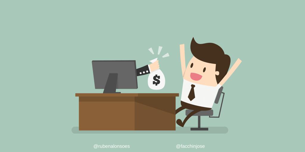 """¿Cómo ganar dinero con un blog por Internet? """"6 Métodos reales"""""""