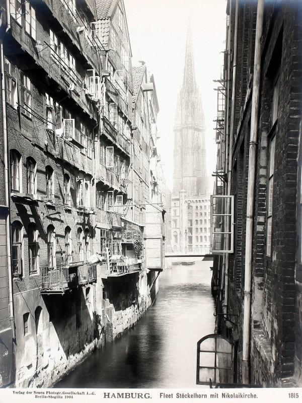Hamburg 1904, Stöckelhorn