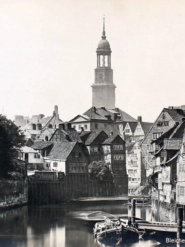 Hamburg 1906, Bleichenfleet