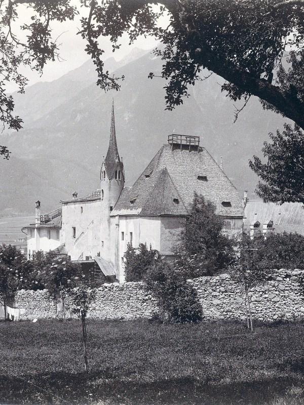 Schwaz 1890, Bezirksgericht