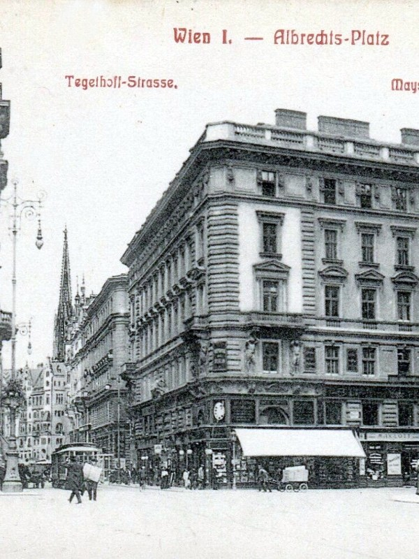 Wien 1905, Philipphof