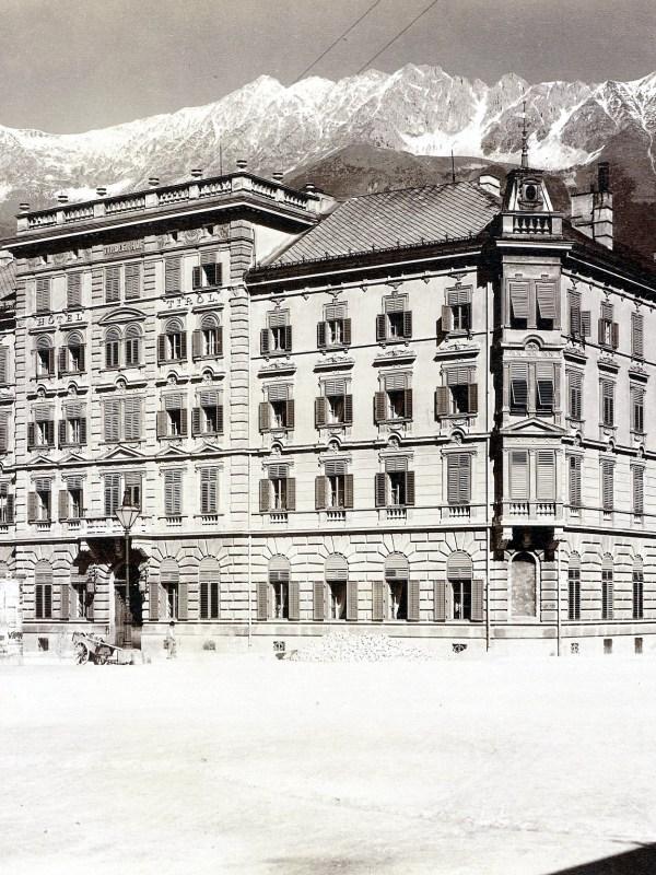 Innsbruck 1895, Tirolerhof