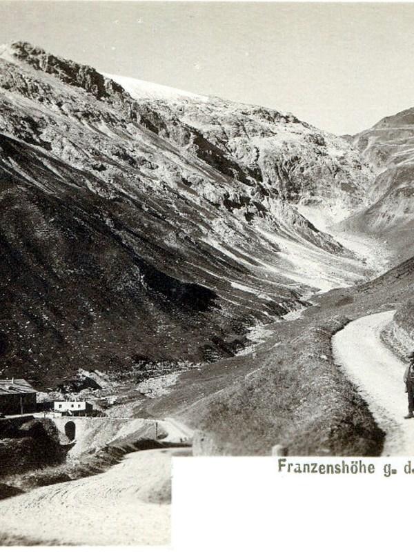 Franzenshöhe 1899, Fernblick