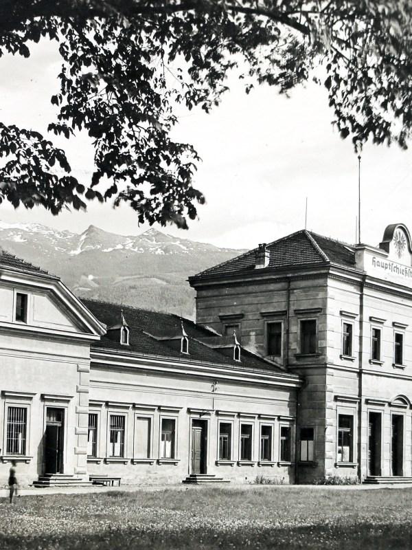 Innsbruck 1940, Landeshauptschießstand