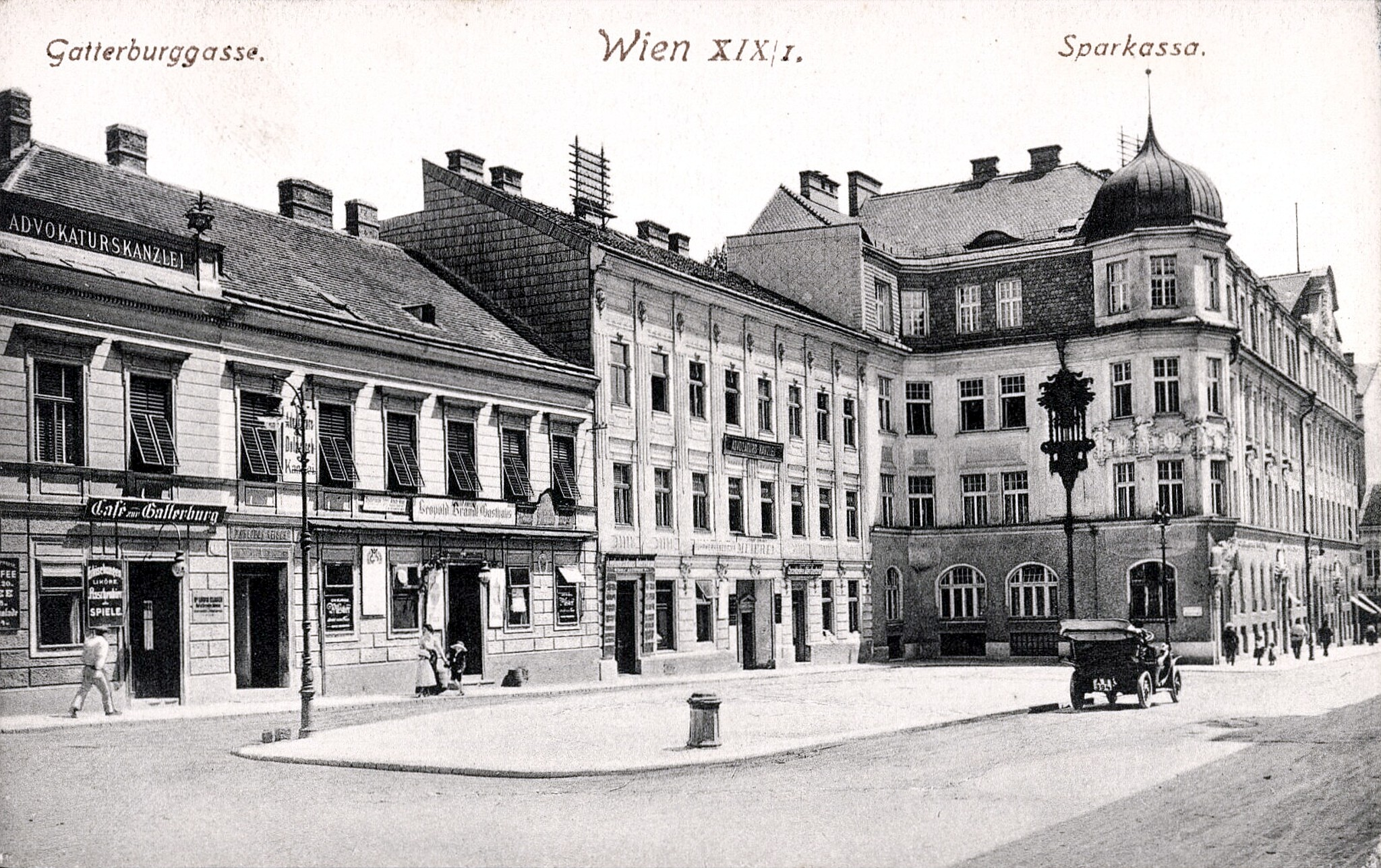 Wien 1910, Gatterburggasse
