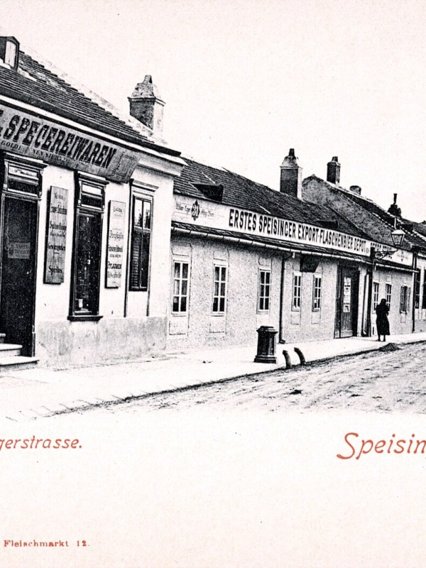 Wien 1900, Vorstadthäuser