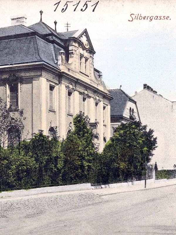 Wien 1910, Silbergasse