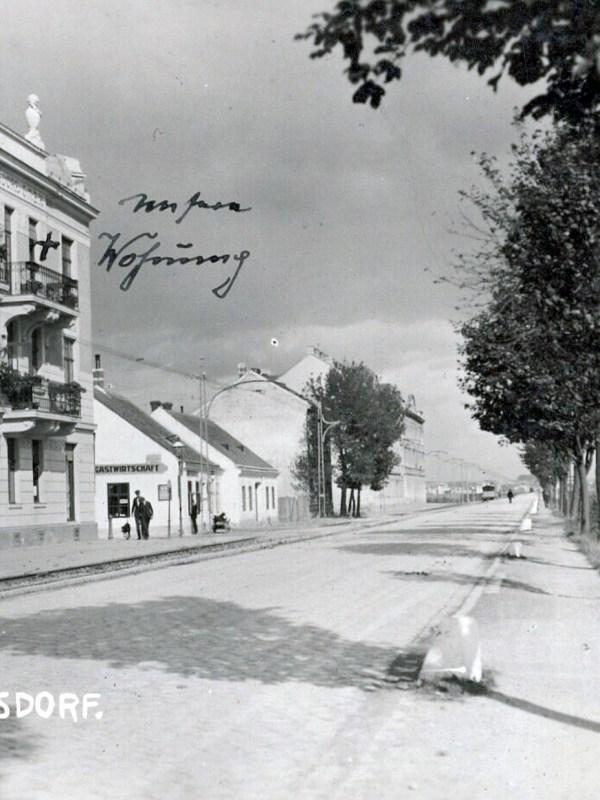 Wien 1929, Jedlersdorf