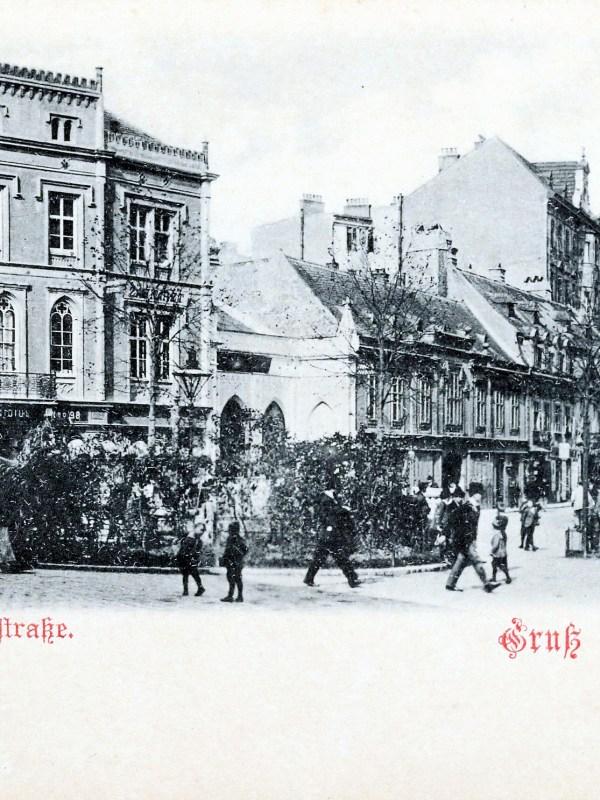 Wien 1899, Gumpendorfer Straße