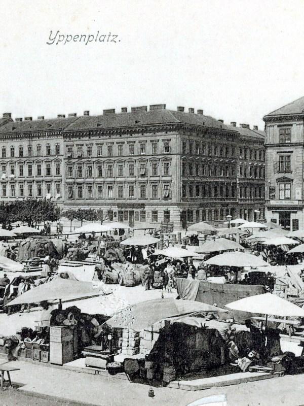 Wien 1905, Yppenplatz