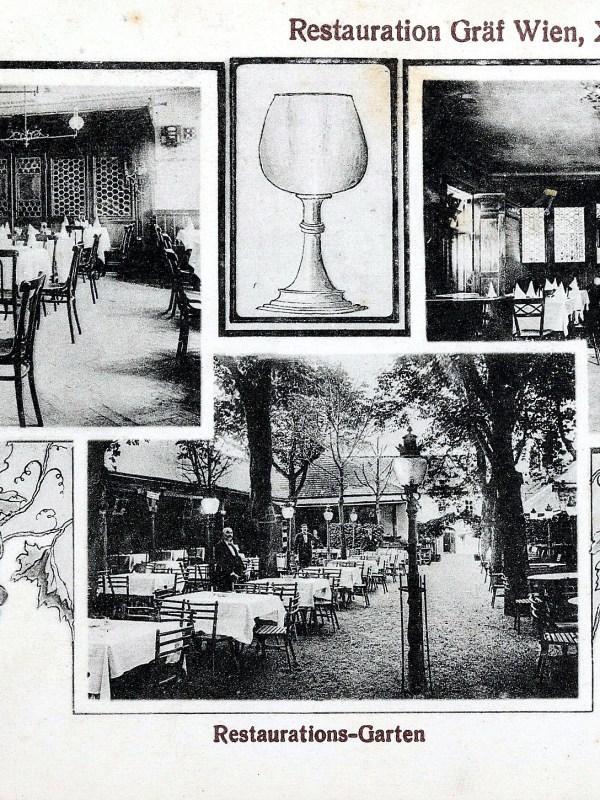 Wien 1908, Restauration Gräf