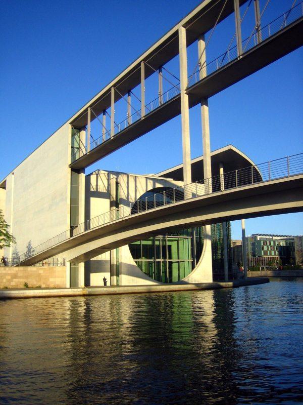 Berlin 2009, Spreebrücke