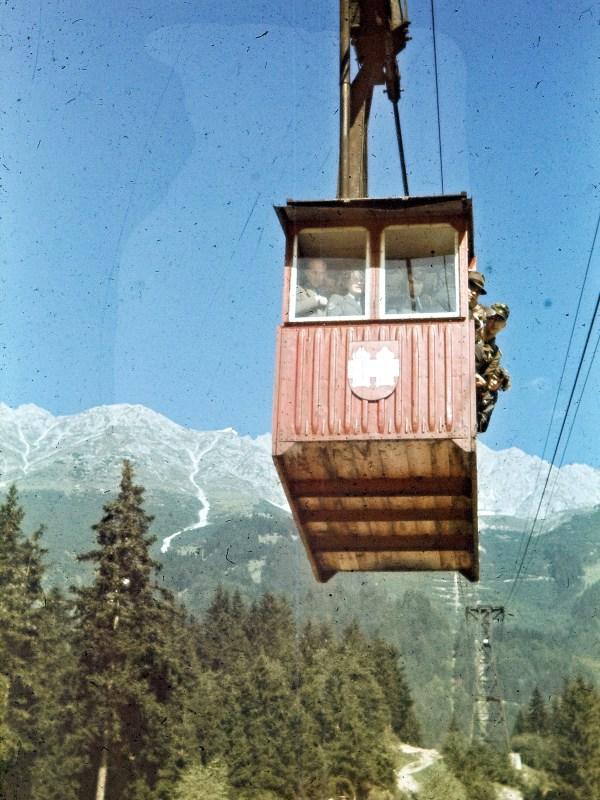 Innsbruck 1942, Nordkettenbahn