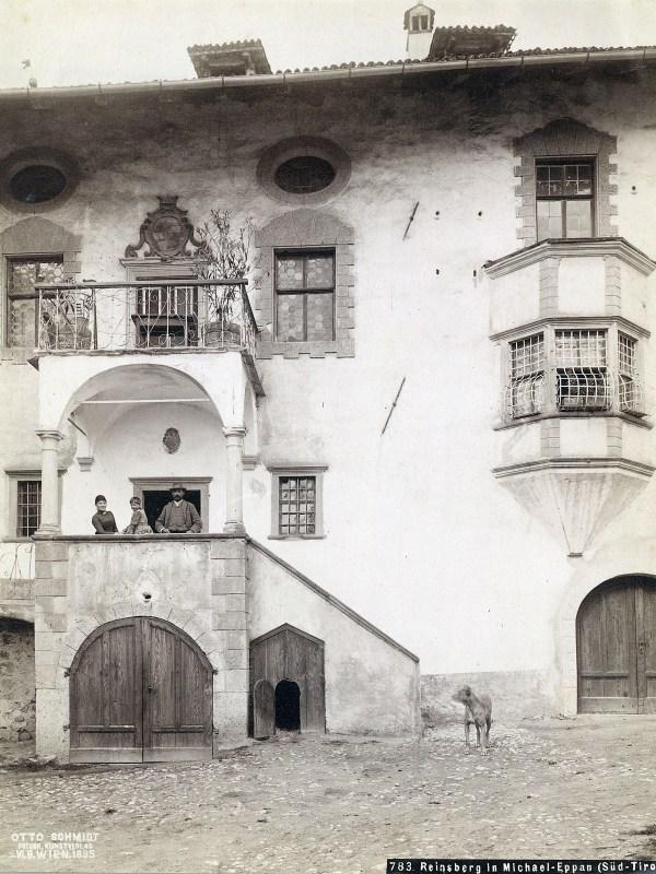 Eppan 1895, Ansitz Reinsberg