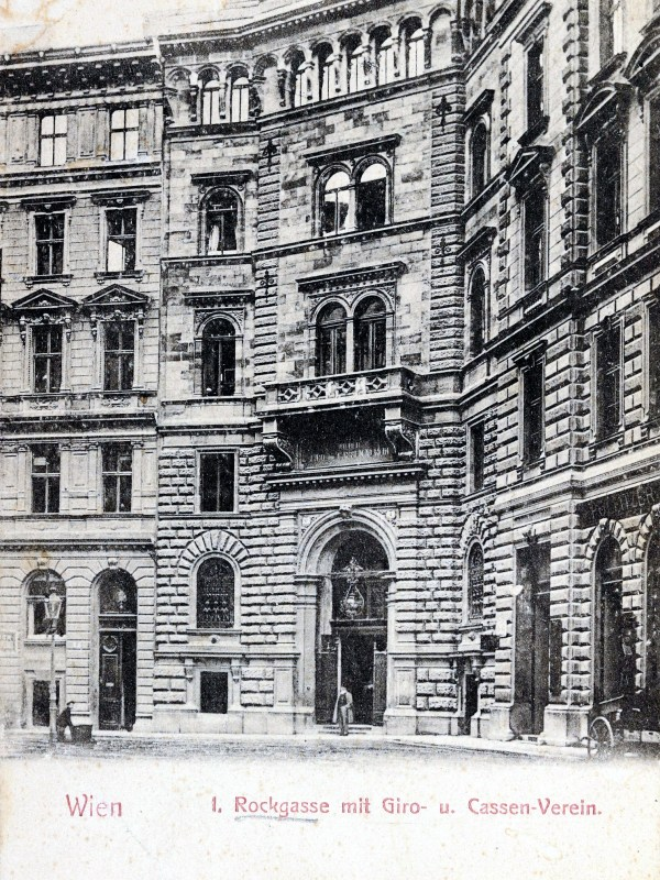 Wien 1901, Rockgasse