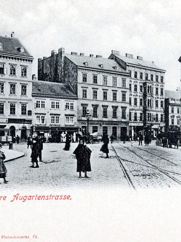 Wien 1903, Taborstraße