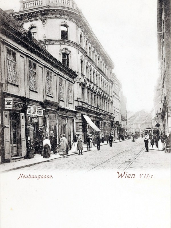 Wien 1905, Neubaugasse