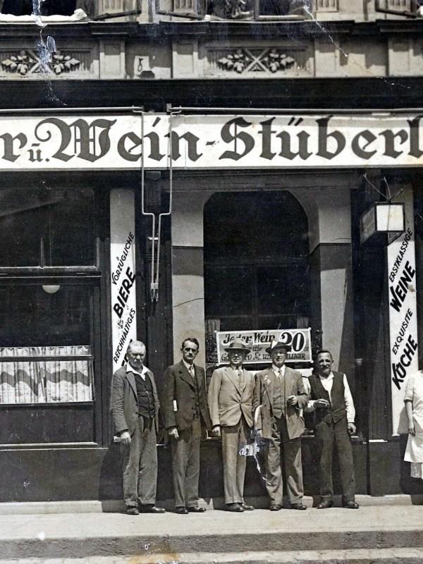 Wien 1935, Bier- und Weinstüberl Herold