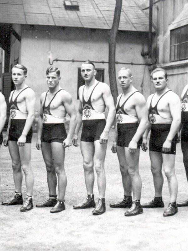 Wien 1932, Sport-Ringer