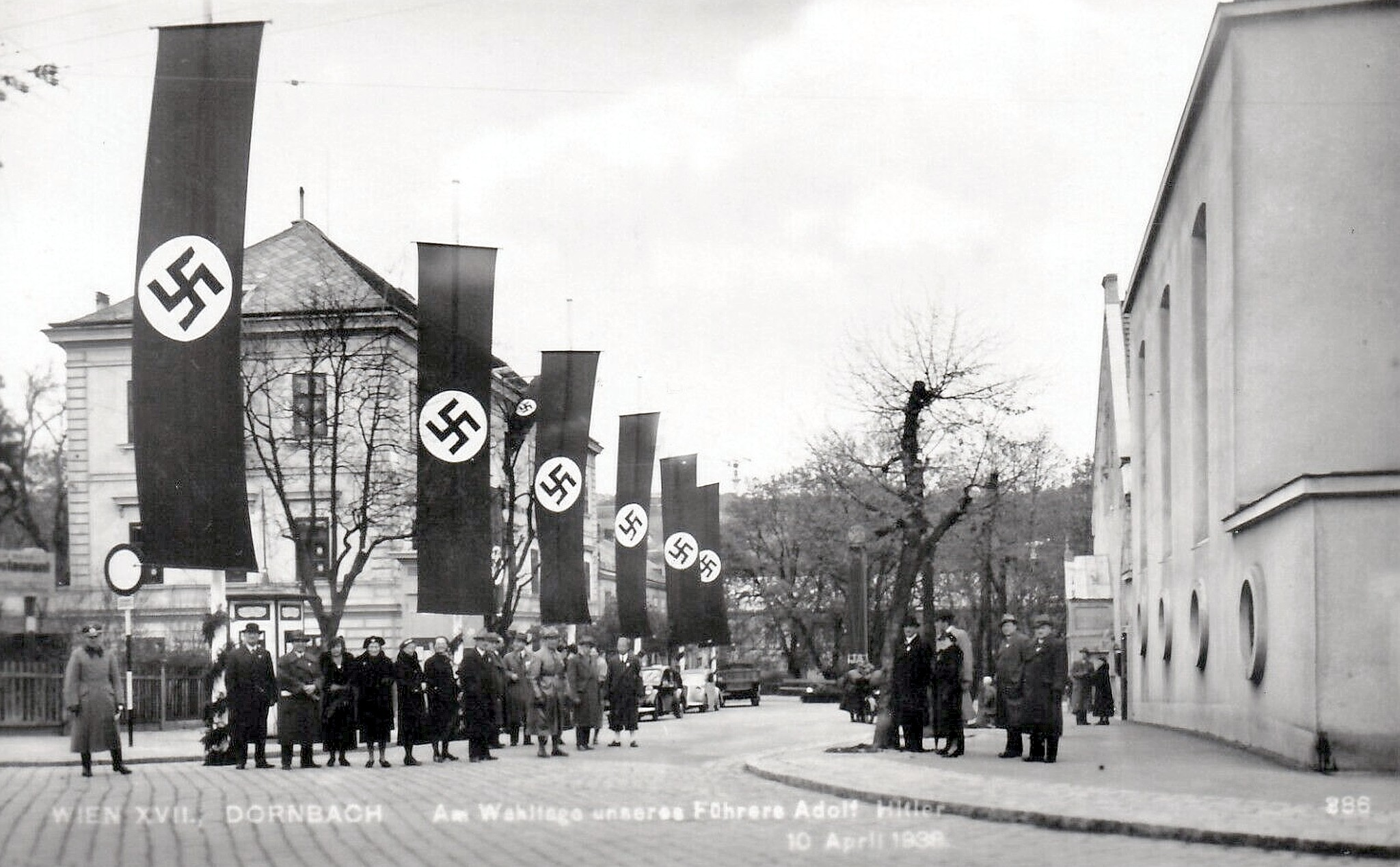 Wien 1938, Wahltag