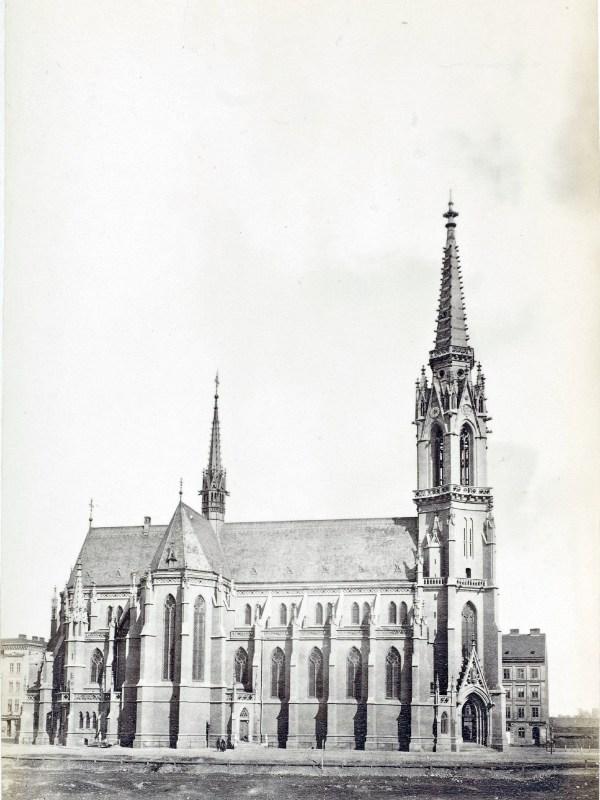 Wien 1880, Weißgärberkirche