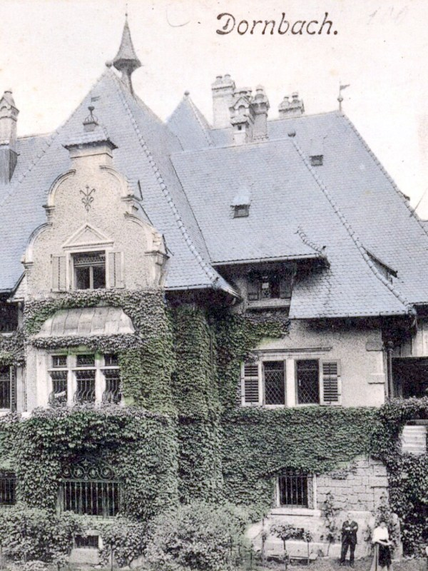 Wien 1905, Villa Kuffner