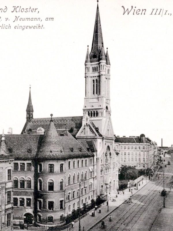 Wien 1906, Herz-Jesu-Kirche
