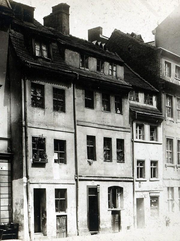 Berlin 1895, Parochialstraße I