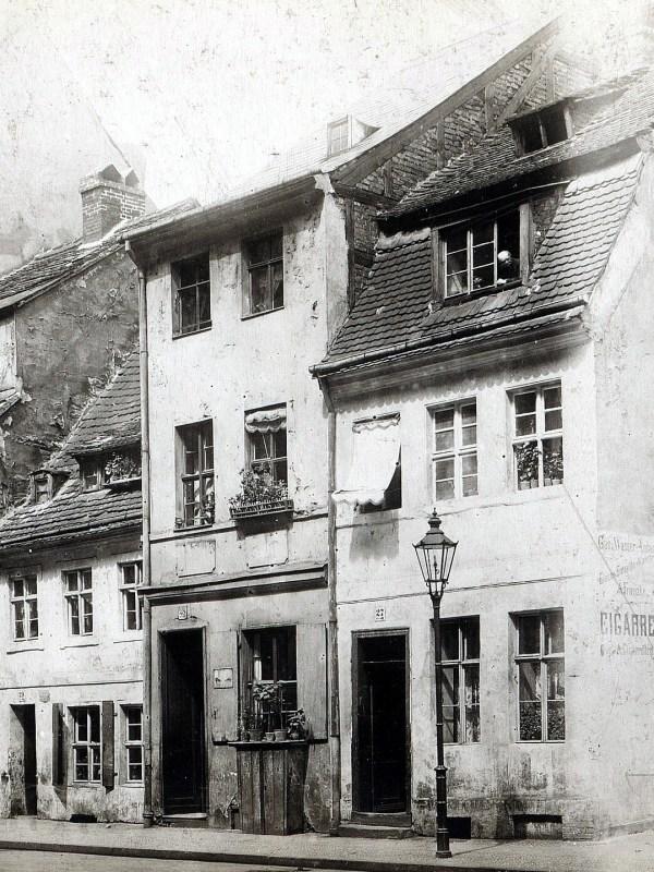 Berlin 1895, Parochialstraße II