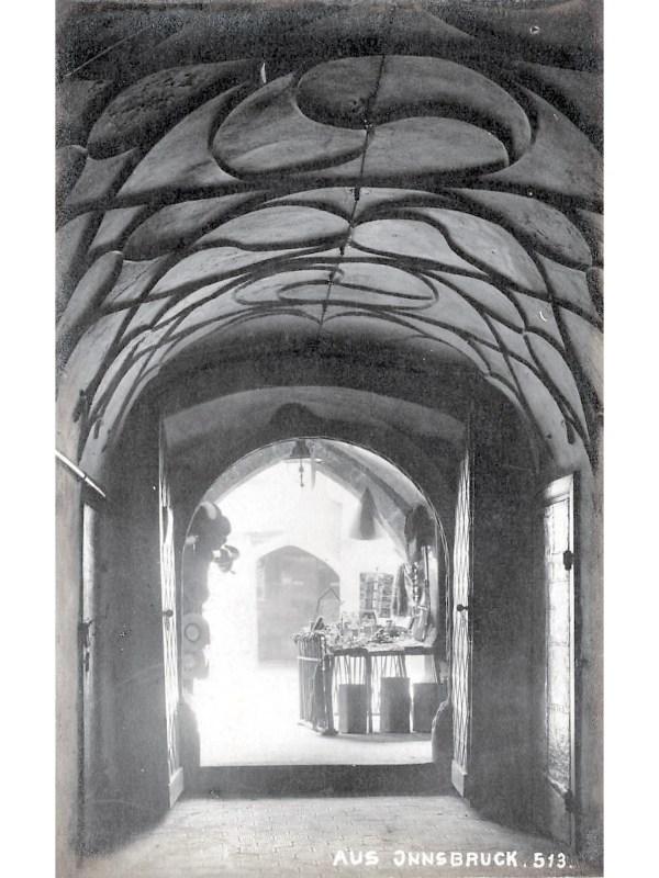 Innsbruck 1910, Trautsonhaus