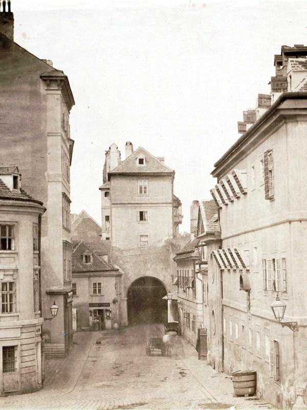 Wien 1858, Neutor