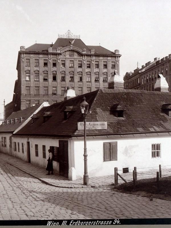 Wien 1899, Erdberger Straße