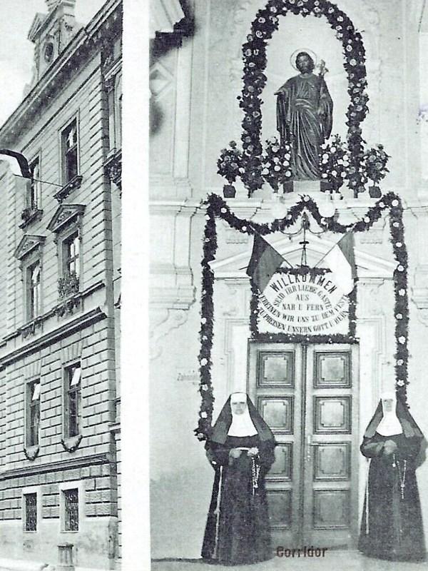 Wien 1905, Barmherzige Schwestern