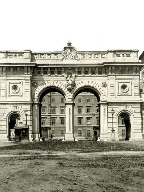 Wien 1870, Franz-Josephs-Tor