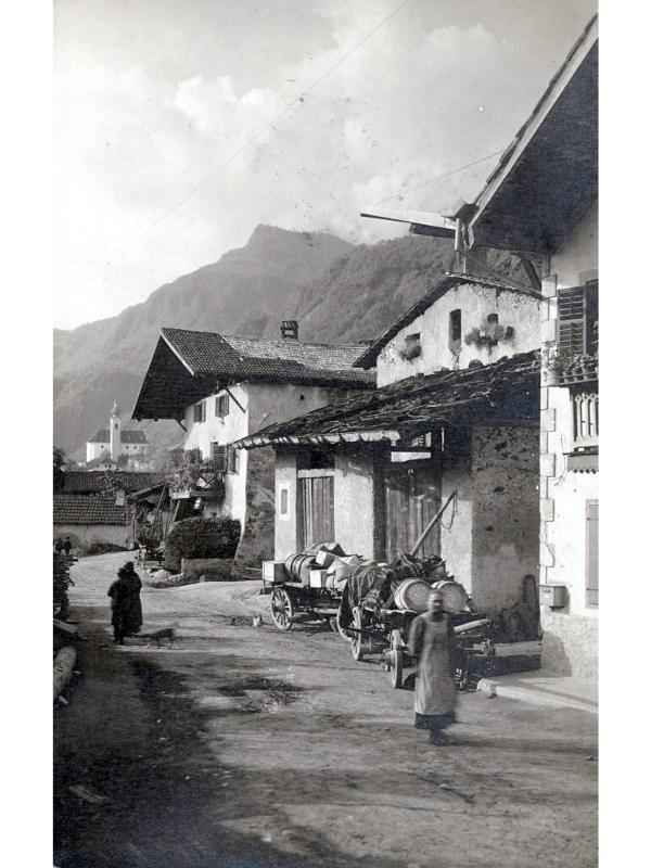 Nals 1910, Dorfbild