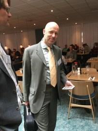 Staffan Gunnarson i partistyrelsen.