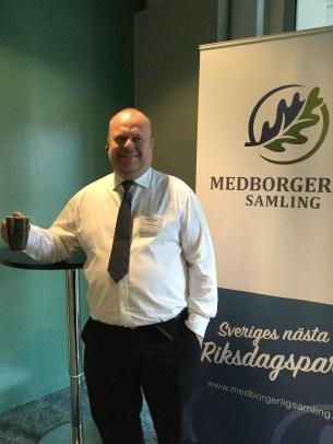 Karl Haargaard, känd på Twitter som @Zwepol.