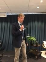 1:e vice ordf Bo Hansson