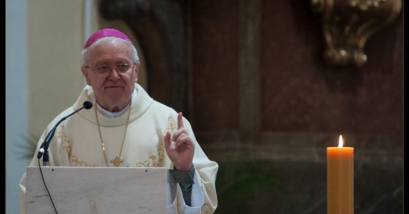 Modlitba za biskupa