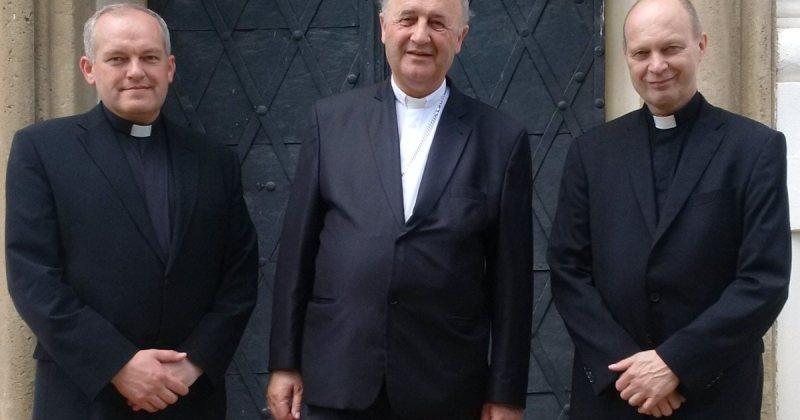 Biskupské svěcení v Olomouci
