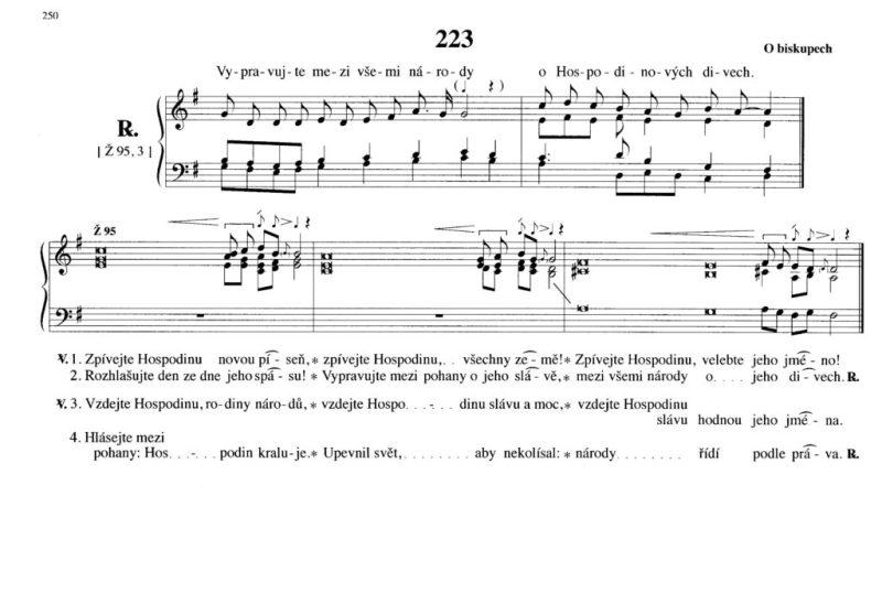 223 O biskupech