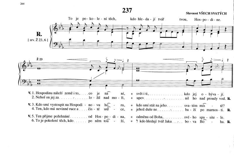 237 Slavnost Všech Svatých