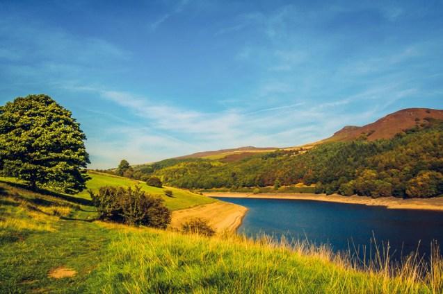 Peak District: Ladybower Reservoir